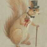 gentleman squirrel